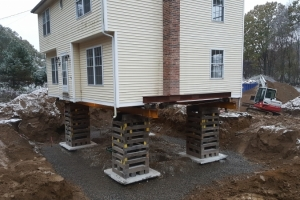 Foundation Replacement - Ashford